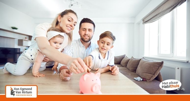 Blog foto; Werken aan uw financiële rust.