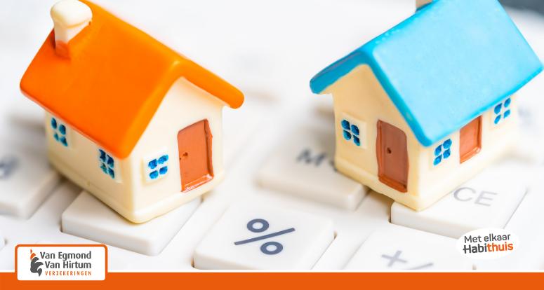 Blog foto; Belastingvoordeel van de hypotheekrente